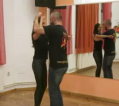 Bachata Basic Step