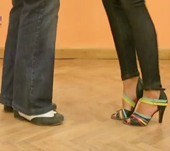 LA Salsa Basic Step